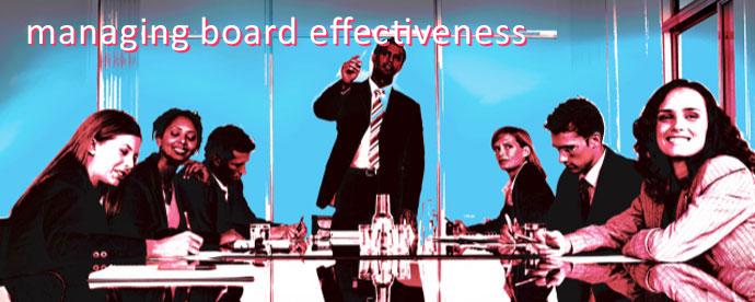 CDC - board effectiveness